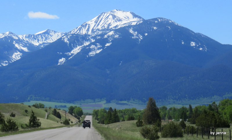 A Glad We Live In Montana Kind Of Day – Restoration Cowboy Style
